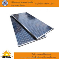 Poly used solar panel 300watt silicon wafers for solar panels