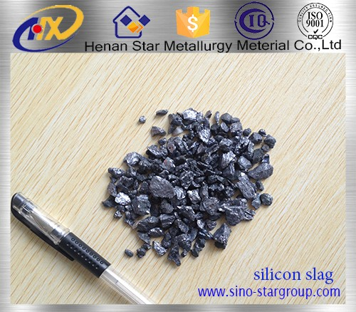 leading exporter of Fe Si alloy lump/slag