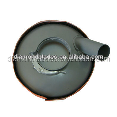 Large Angle Grinder Dust Collection Guard