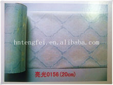 pet clear reflective pvc heat transfer film