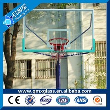 Tempered / Toughened glass basketball backboard
