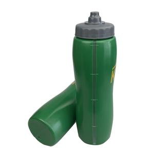 Factory FDA OEM Drinkware 1000ml Portable PE Plastic Sports Water Bottles