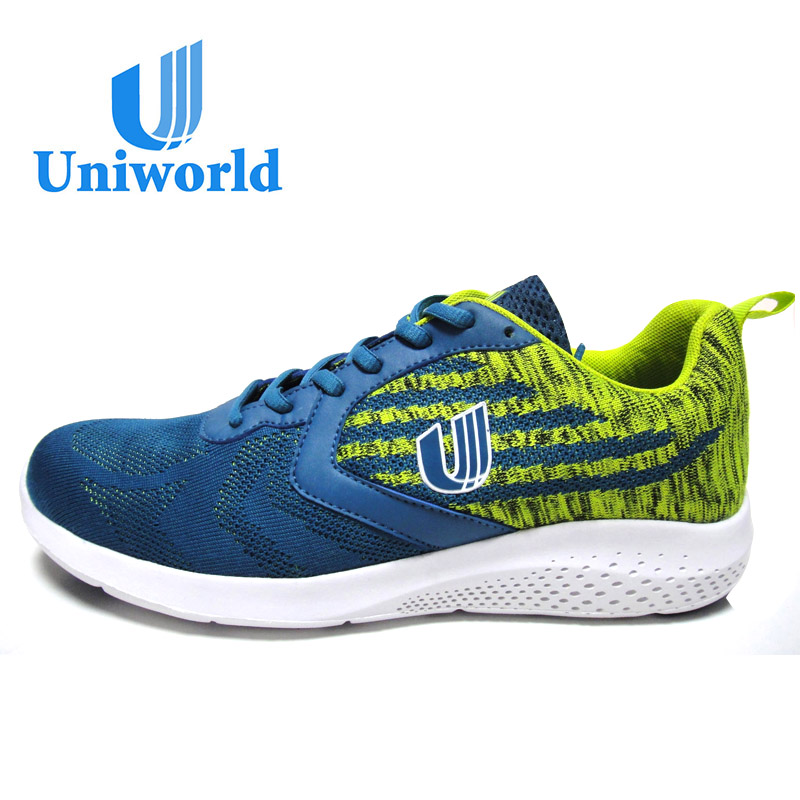 Shoes Running Man Upper 2017 Custom Men Shoes Sneaker Comfortable Knitting Brand vqfwW4A