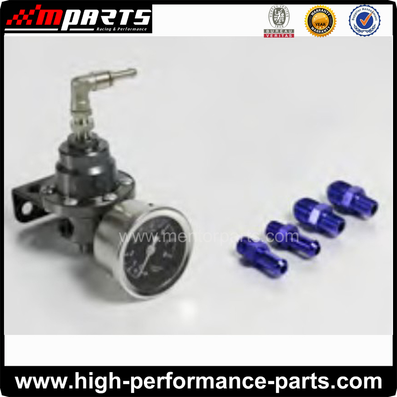 Adjustable Fuel Pressure Regulator for Racing with High Performance