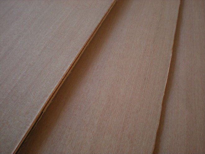 Artificial wood veneer from luli group