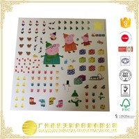 baby sticker sheets printing