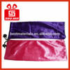 Jewelry velvet bags promotional gift power bank 1400mah present bags for candy/nuts packing drawstring velvet printed pouch