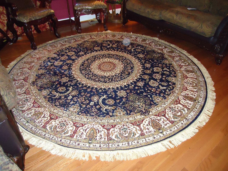 Buy Luxury High End Shiny Silk Area Rugs Persian Silk ...