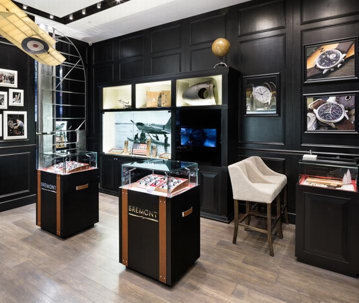 Pop Up Paint Booth >> Современная стекольная и модная торговая витрина для магазина часов/Прилавки для отдела часов ...