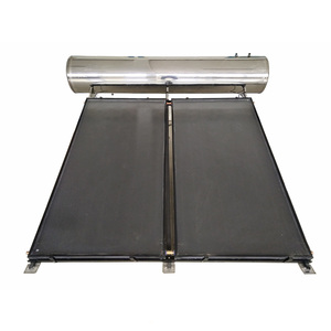 Heat pump High Efficiency Flat Plate Solar Water Heater Panel Price