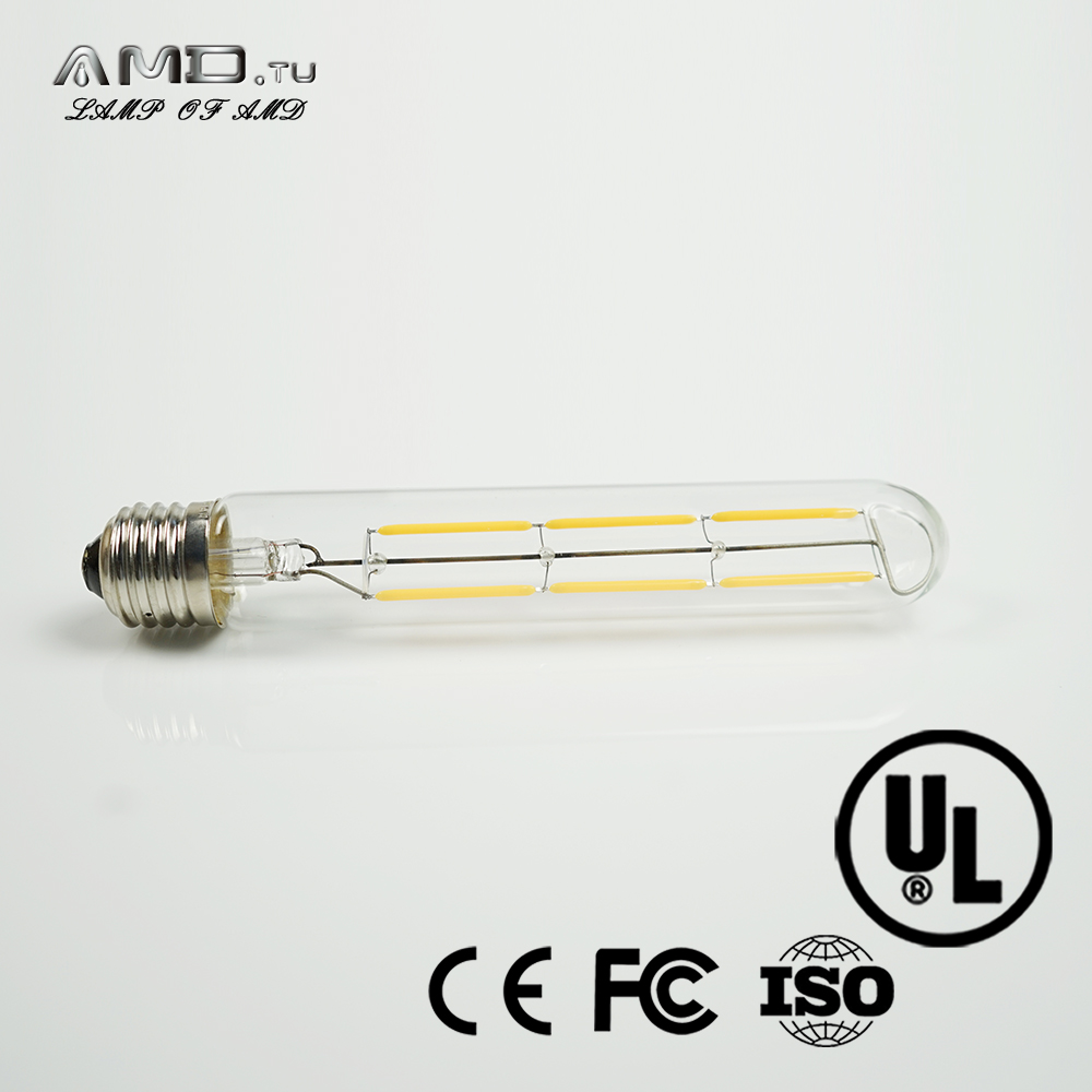COB-HPS0745 2016 smart lighting 360 degree led light bulbs E27 edison led lamp T30 led filament lamp patriot lighting