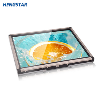 High quality 21 Inch Industrial  Frameless Touch Screen Monitor