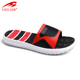 Latest design PVC footwear summer beach men slippers