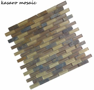 Mosaic Bathroom Floor Tiles, Kitchen Backsplash Tile Designs KSL-C11157