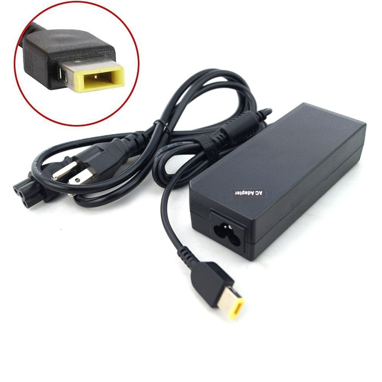 SLE® 20V 4.5A 0B46994 AC Adapter Battery Charger Power Supply For Lenovo ThinkPad X1 Carbon Touch Ultrabook 45N0236, 45N0237, 45N0238, 45N0239 0B46994, 0B46995, 0B46996