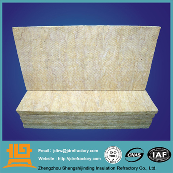 Iso ce certificated sandwich wall panel mineral wool for Mineral wool density