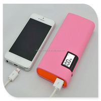 Factory new products wholesale aluminum power bank 10000mah online , Free sample
