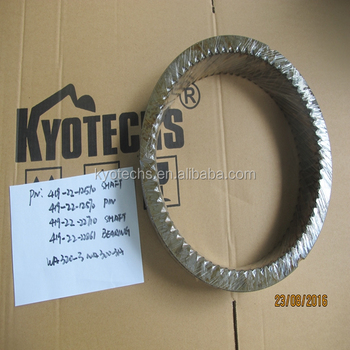 Shaft 419-22-12510 And Pin 419-22-12590 And Shaft For 419-22-22710 ...