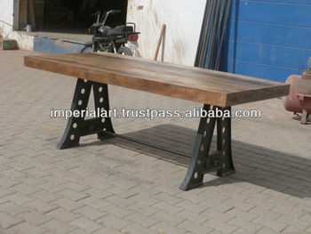 industrial furniture table.  Table Industrial Dining Tables Inside Furniture Table