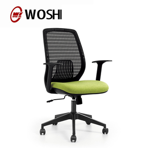 TOP selling secretary task Original design office chair price fixed lumbar support