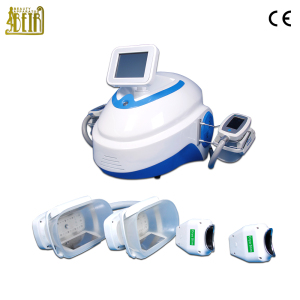 Portable Antifreeze Weight Loss Fat Freezing Slimming Kryolipolyse cryolipolysys Cryotherapy Machine CTL18-4S