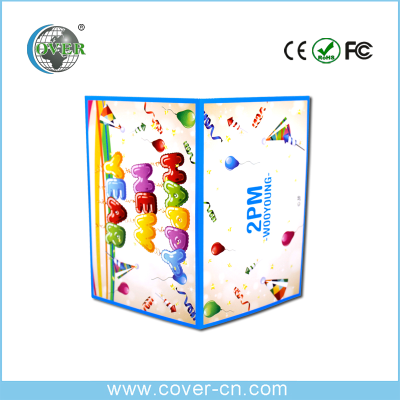 Wholesale custom music for greeting cards, custom talking greeting card, cheap birthday cards