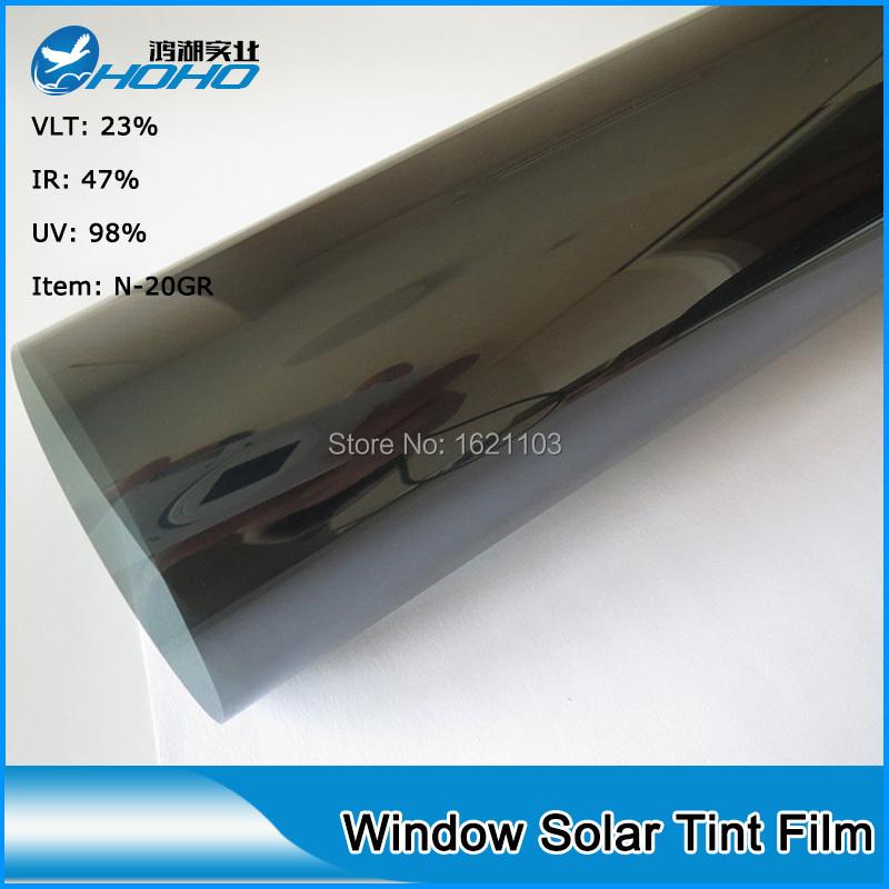 auto glass side window tinting film anti uv 98 in. Black Bedroom Furniture Sets. Home Design Ideas