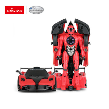 Rastar 1/32 alloy toy diecast model car robot for kids