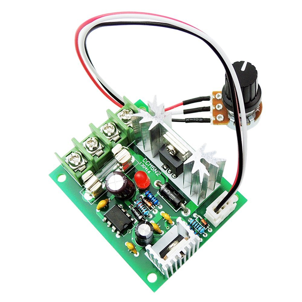 12v 24v 36v 60v 10a Dc Motor Speed Controller Variable Speed Switch Pwm 400w max Unique Goods Speed Governor Driver Ccm5nj In Short Supply