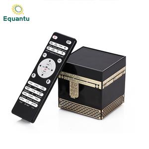 Portable quran player kabba design quran download mp3 quran speaker for muslims