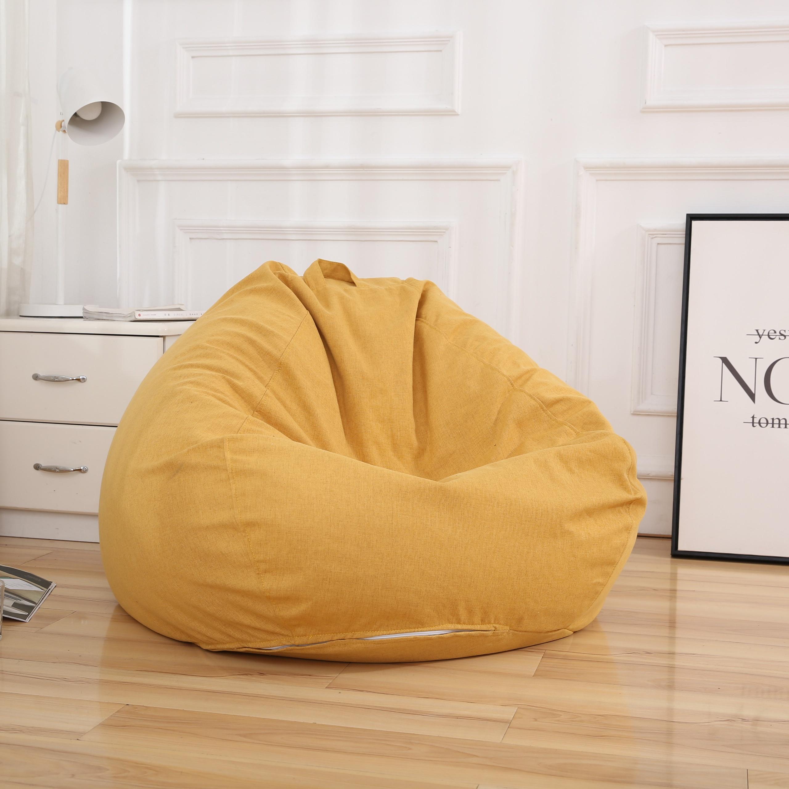 Water Drop Bean Bag Chair Lazy Sofa