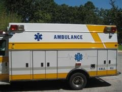 2000 Braun Ambulance