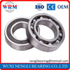 Low Friction Bearing Steel Deep Groove Ball Bearing 6002ZZ