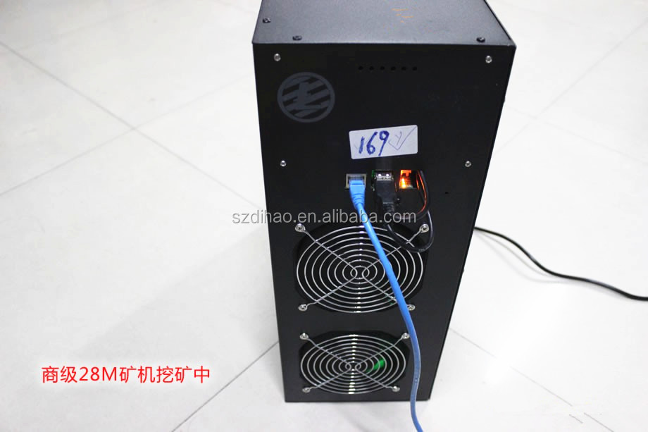 DIHAO BTC/LTC Litecoin Miner 32Mh/s Scrypt Miner/Gridseed Miner with fast shipping