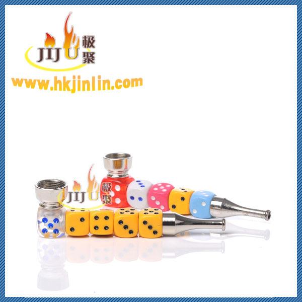 Jl-397 Yiwu China Metal Tobacco Smoking Pipes Erotic Smoking Pipes ...