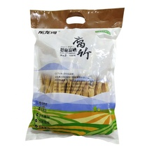 Chinese traditional food premium tofu dried soya soy bean curd sticks yuba with wholesale price
