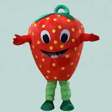 Funtoys CE ciuman strawberry <span class=keywords><strong>kostum</strong></span> <span class=keywords><strong>maskot</strong></span> <span class=keywords><strong>komersial</strong></span>