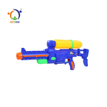China Product Summer 2018 Colorful Safe Plastic Water Balloon Guns