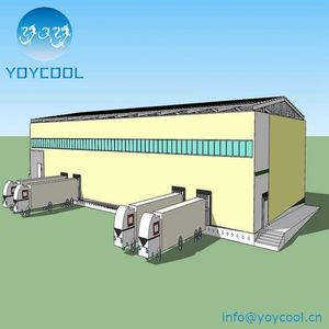 Cold Storage Construction Companies Wholesale, Construction
