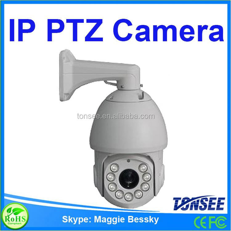Full metal housing IP Ptz Camera,36x Ptz Camera,Cctv Tvi Hd Camera
