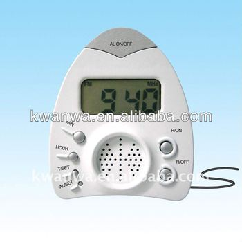 cheap battery operated clock radios with daily alarm function buy battery operated clock. Black Bedroom Furniture Sets. Home Design Ideas