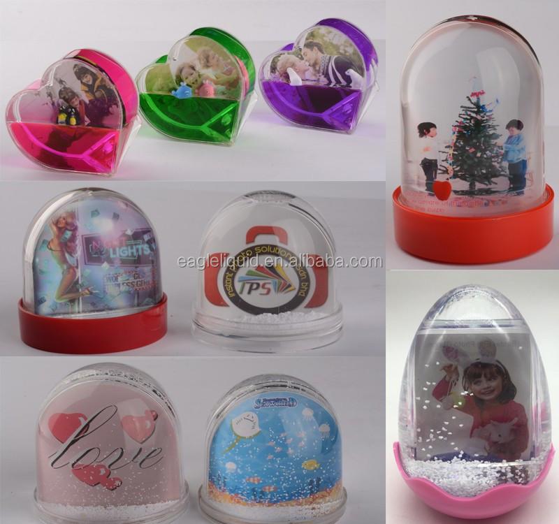 Dekoration Bilderrahmen Wasser Dome Kunststoff Bilderrahmen ...