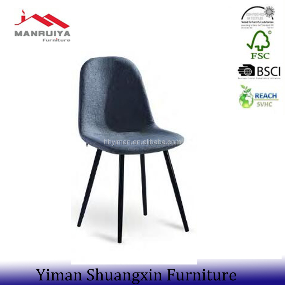 fabric round back dinning chairs / banquet chair