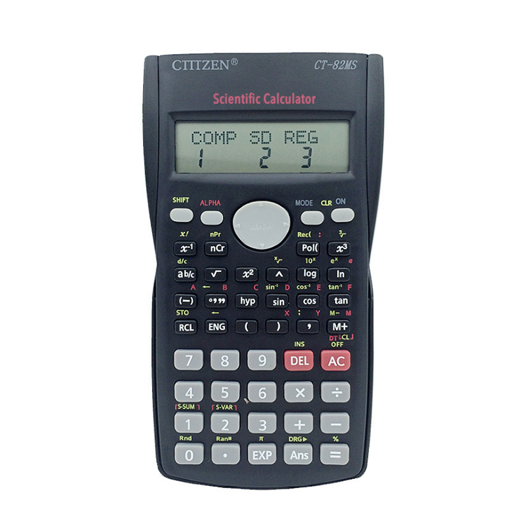 GTTTZEN 82 ms büro student 4 linie scientific calculator