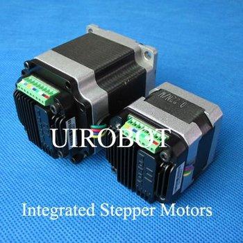 Nema17 and nema23 integrated stepper motor with drives for Integrated servo motor and drive
