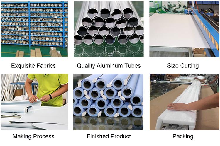 Handleiding Component Rolgordijnen Plastic Bal Keten Controle Rolgordijn aangepaste
