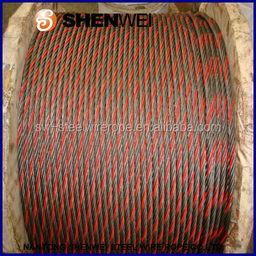 binding wire rope