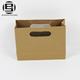 Cheap brown kraft paper bags with handles