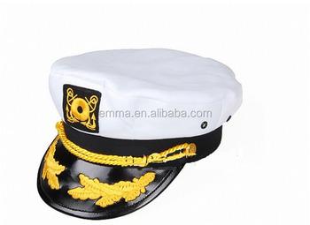 Boat Captain Hat. amazon com playo boat captain hat sailor costume ... f0b0984bcb42