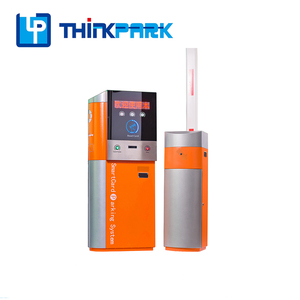Thinkpark Automated Car Parking System For Parking Lot Charging